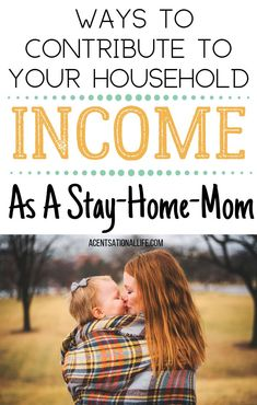 Make Money As A Stay At Home Mom: Legit Ways To Pay The Bills - A CENTSational Life - Finance tips, saving money, budgeting planner Stay At Home Mom, Make Money From Home, Way To Make Money, Make Money Online, How To Make, Frugal Living Tips, Frugal Tips, Money Tips, Money Saving Tips