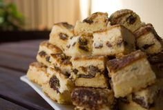 Latvian cheesecake (biezpienmaize)