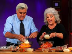 Paula Deen has a huge following on Pinterest--and some awesome recipes for a Memorial Day cookout!