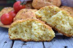 cícer recepty Health Diet, Cornbread, Ethnic Recipes, Food, Basket, Millet Bread, Essen, Meals, Yemek