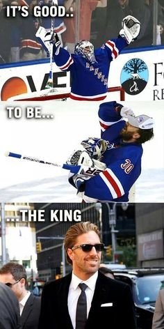 NY Rangers we want the cup