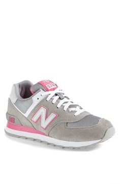 New Balance '574' Sneaker (Women) available at #Nordstrom - in Pink, Blue or Teal