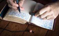 Expressing Ourselves Through Writing Helps Us Handle Stress Raise your hand if you're a worrywart! Now, put your hand down and grab a pen and paper—it's time to pour your worries into written word. We already know that writing can be a great creative outlet and it can help us process complicated feelings and ... #writing