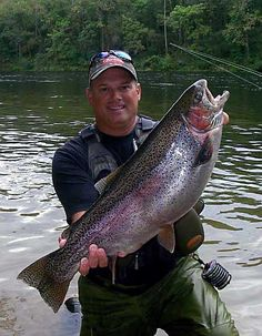 One Of the Best #Flyfishing #guide in Branson, MO