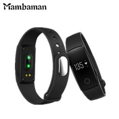 Mambaman Smart band ID107 Heart Rate Monitor Smartband Fitness Sport Bracelet Pulsometer Smart Wristband For Apple ios Android