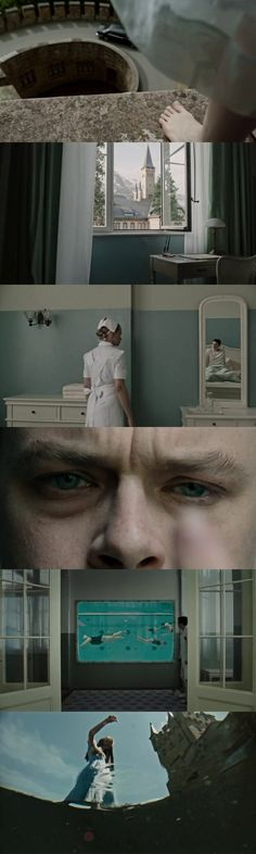 A Cure for Wellness (2016); Cinematography: Bojan Bazelli