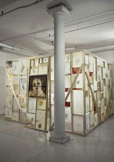 Monalisa 2009 by Ida Applebroog