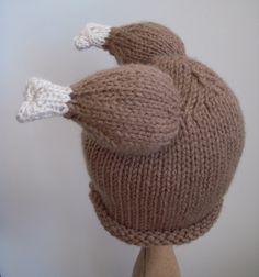 #lol #hat #knitted #chicken