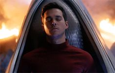 "chriswoodfandom: "" Mon El Appreciation week - Day 1 - When I fell in love with Mon El As I was a fan of Chris Wood already it is difficult to say, as I would pretty much love any character that he..."