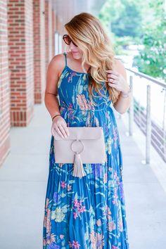Short Girl's Guide to Wearing Maxis Women Women's Fashion Raleigh Durham NC North Carolina Cameron Village Blog Blogger Photographer