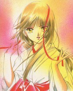 Miyu from Vampire Princess Miyu by Narumi Kakinouchi and Toshiki Hirano