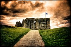 Dundonald Castle - My Great Grandfathers (x19) Castle :) King Robert II Stewart