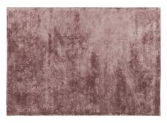Merkoya Luxury Viscose Rug 160 x 230cm, Pink