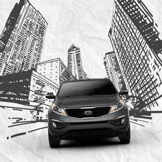Small Suv, 2017 Design, Kia Sportage, Alexandria, Vehicles, Car, Awesome, Check, Autos
