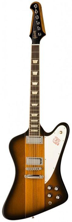 Gibson Firebird 2014 Vintage Sunburst #gibson #guitar