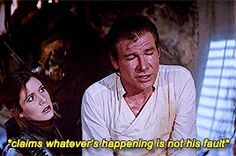 Han Solo in a Nutshell | Star Wars | (gif)