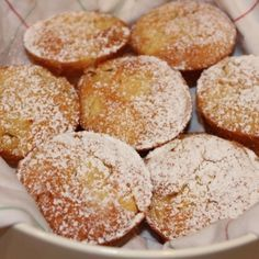 Pineapple and macadamia friands  #Recipe #Mum'sLunch #myfoodbook