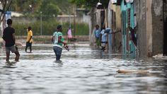 Asciende a 820 los muertos en Haití tras paso de huracán Matthew