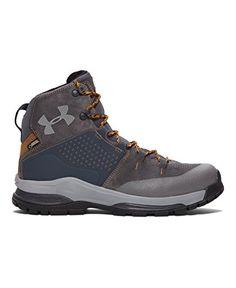 Under Armour Mens UA ATV GORETEX Hiking Boots 11 Graphite * Click image for more details.