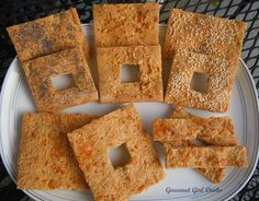 Gourmet Girl Cooks: Wheat/Grain/Gluten Free--Bagels/Squares or Bagel Toast or Bagel Sticks with variety of toppings