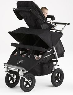 Where to get the perfect #double stroller for #twins http://www.williammurchison.com