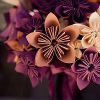 Paper bouquet? Instead of killing succulents?