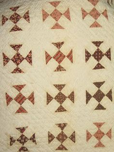 My Quilt Diary: Greatgrandmother's quilt