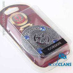 Gordon Clan Crest Pl