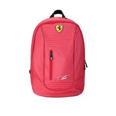 Ferrari Santander BackpackRedUS -- You can find more details by visiting the image link.