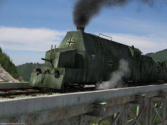 German armored train by rambooze.deviantart.com on @DeviantArt