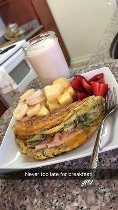 The Biggest Lebowski Healthy Meal Prep, Healthy Breakfast Recipes, Healthy Snacks, Healthy Eating, Healthy Recipes, Think Food, Food Goals, Aesthetic Food, Food Cravings