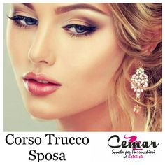 Vuoi imparare a creare un look favoloso per la Sposa? Scopri il nostro Nuovo Corso Giornaliero di Trucco Sposa! Per Info clicca sul link in basso ⤵️⤵️⤵️ http://leadcreator.it/cemar-truccosposa/ #ScuolaCemar  #corso #frosinone #makeup #cosmetics #mesauda #wedding #trucco #truccosposa #professionista  #acconciature #trendy #summer2017 #hair #hairstyle #hairstylist #hairsalon #makeup #cosmetics #trucco #selfmakeup #fashion #style  #glamour #beauty #facial #beautyschool #bride