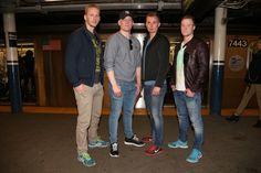 Swedish cops on vacation break up subwayfight