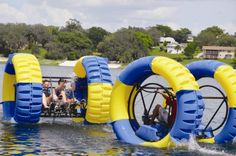 lake toys we will need at least four Sports Nautiques, Water Sports, Lake Floats, Lake Toys, Cool Pool Floats, Pool Accessories, Pool Toys, Floating In Water, Beach Pool