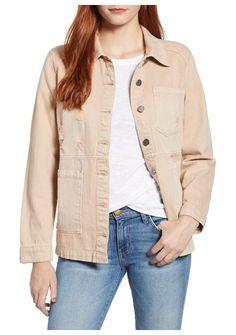 72acb1efc8d51 DEAR JOHN DENIM claudia oversize denim jacket. #dearjohndenim #jackets # outerwear Oversized Jacket