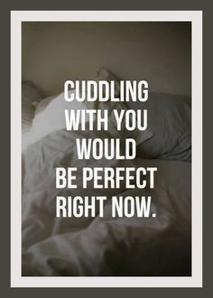 cuddling with you - Le Love www.theblondeb.com
