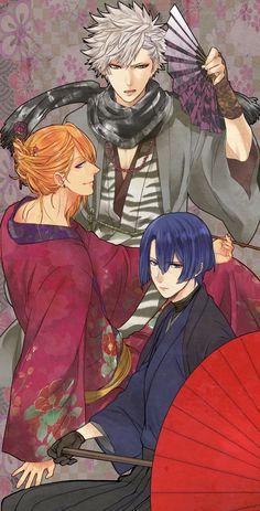 Uta no Prince Sama,Anime