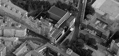centro de postgrado y sede cultural UVA arquitecto a.losa