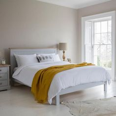Hudson Living Marlow Bed Painted in Grey - Modish Living Reclaimed Wood Beds Reclaimed Wood Bed Frame, Reclaimed Wood Furniture, Living Room Furniture, Home Furniture, Hudson Furniture, Wooden Double Bed, Double Beds, Oak Beds, Modern Contemporary Homes