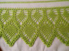 Easiest Crochet Frills Border Ever! Crochet Edging Patterns, Crochet Lace Edging, Crochet Borders, Knitting Patterns, Zig Zag Crochet, Filet Crochet, Easy Crochet, Scarf Crochet, Pineapple Crochet