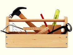 Saturday's Story: The Carpenter's Tools