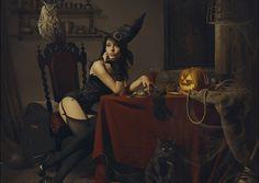 Закуски на Хэллоуин