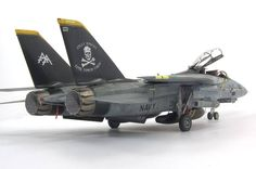 Jolly Rogers F-14D Tomcat Final Cruise Livery