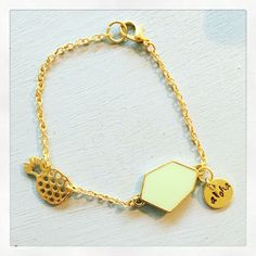 Aloha bracelet Follow @localmermaidcreations on IG