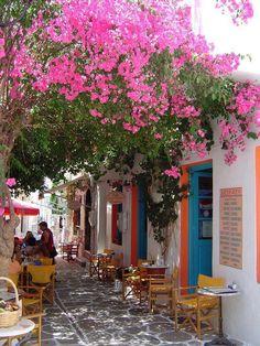 Paros island, Cyclades Archipelagos
