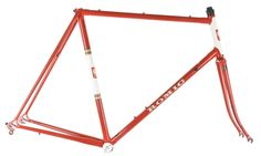 Vintage Romic Road Bike Frameset 57 cm Reynolds 531 Steel 700c