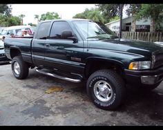 Fbe C Dd F C B D Ef F B on 1994 Dodge Dakota Lifted