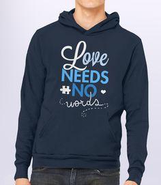 Autism Awareness Hoodie Sweatshirt Hooded Sweatshirt Special Education T-Shirt Special Education Shirt Teacher Hoodies Autism Shirt Autism cXmlBtXcb