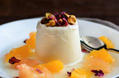 Vanilla-Cardamom Kulfi with Citrus Rose Syrup - Spinach Puff Pastry Rolls with Feta and Ricotta Spinach Puff Pastry, Puff Pastry Recipes, Coconut Mojito, Steak Rolls, Kulfi, Cilantro Lime Chicken, Flaky Pastry, Sandwiches, Chicken Tortilla Soup