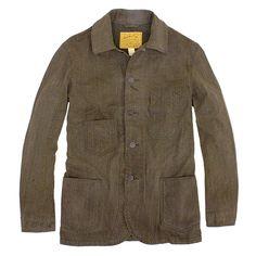[RRL/VINTAGE RAILMAN'Sカバーオールジャケット]アメカジ ファッション|ヴィンテージ ファッション|ジェイクルー